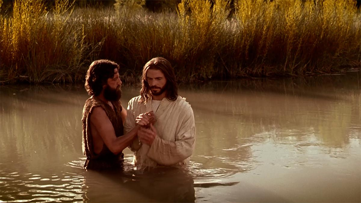 Die Taufe Jesu Christi