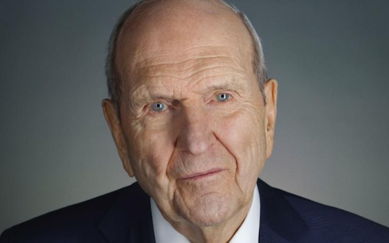 Præsident Russell M. Nelson