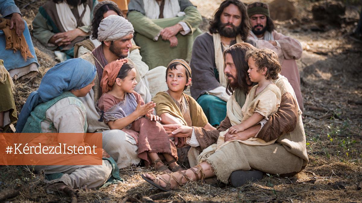 Dieter F. Uchtdorf arról a végtelen szeretetről beszél, melyet Isten érez minden gyermeke iránt.