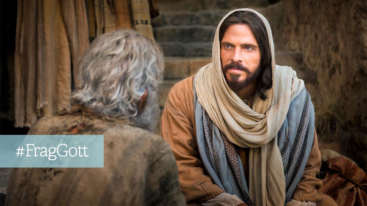 Jesus hilft uns, unsere Fehler hinter uns zu lassen