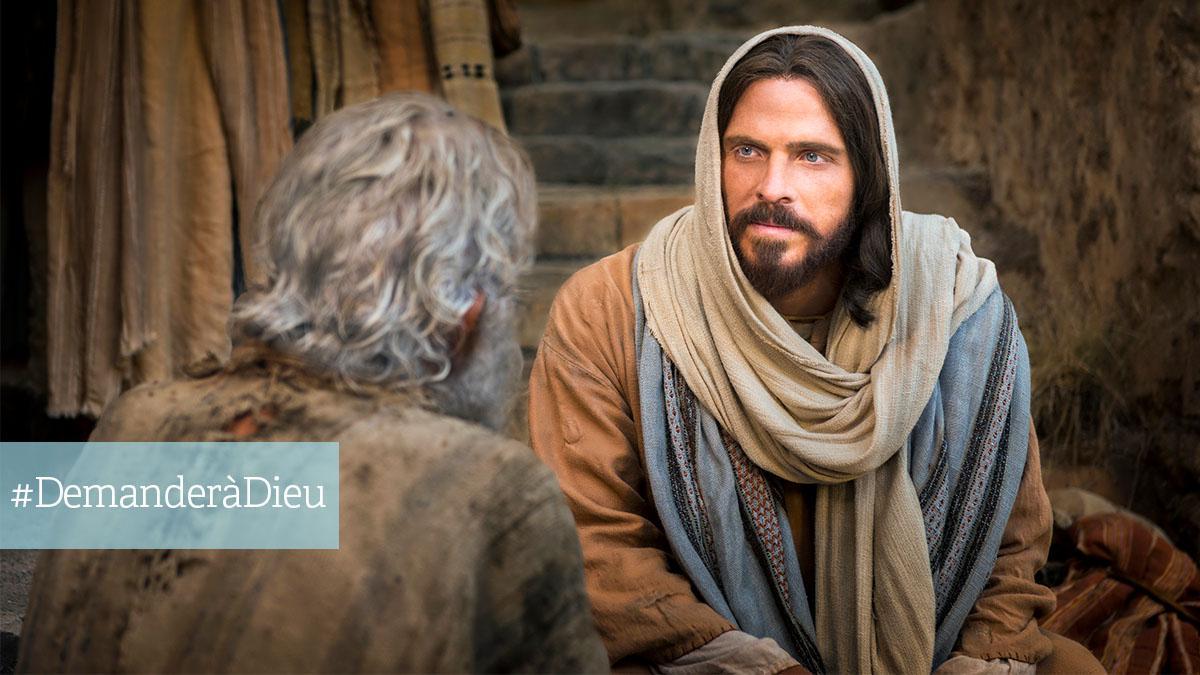 Jésus-Christ écoute