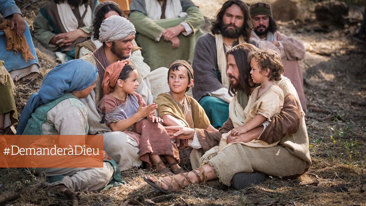 Demander à Dieu - Dieu m'aime-t-il ?