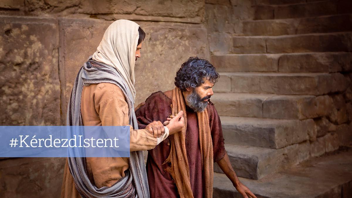 Kérdezd Istent – Miként találhatsz válaszokra, miközben küszködsz a hiteddel?