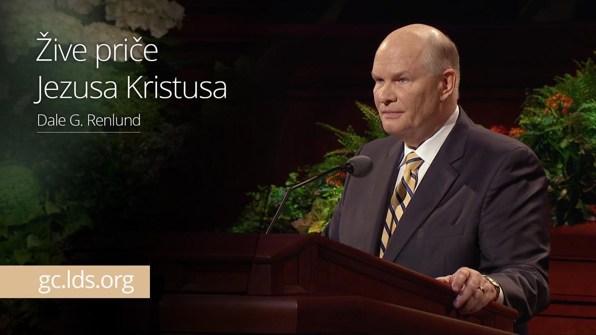 Žive priče Jezusa Kristusa - starešina Renlund