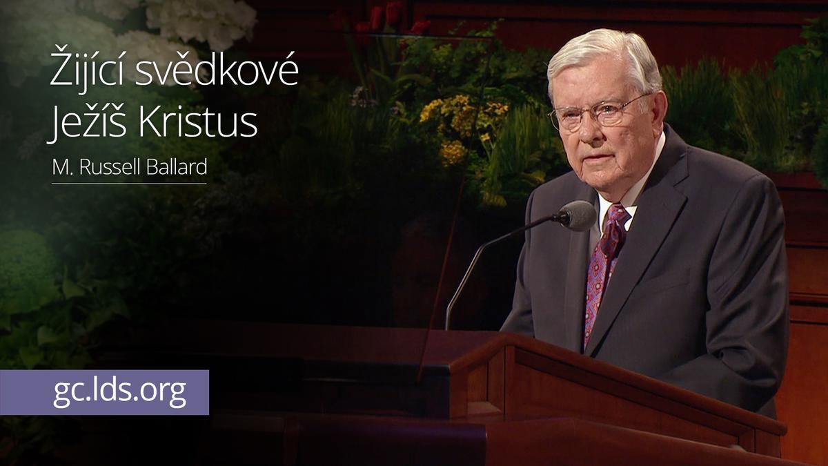 Žijící svědkové Ježíše Krista – starší Ballard