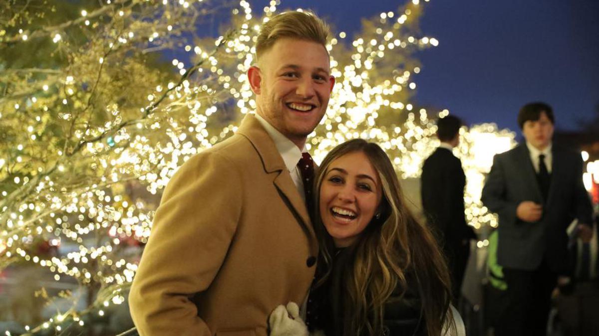Die Weihnachtsandacht wird aus dem Konferenzzentrum in Salt Lake City übertragen