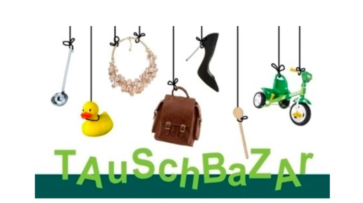 Am Samstag, den 20.Oktober 2018 findet zwischen 10 und 14 Uhr in der Böcklinstraße 55, 1020 Wien, ein Tauschbazar statt