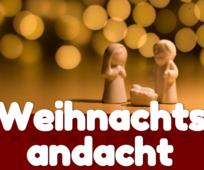 Übertragung der Weihnachtsandacht der Ersten Präsidentschaft im Pfahlhaus Wien
