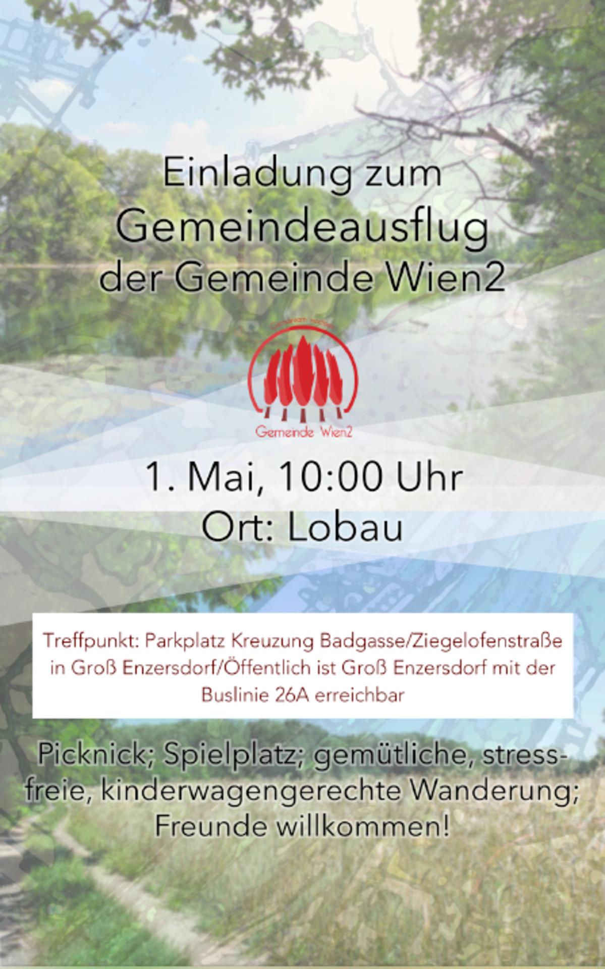 Gemeindeausflug Wien2 2019