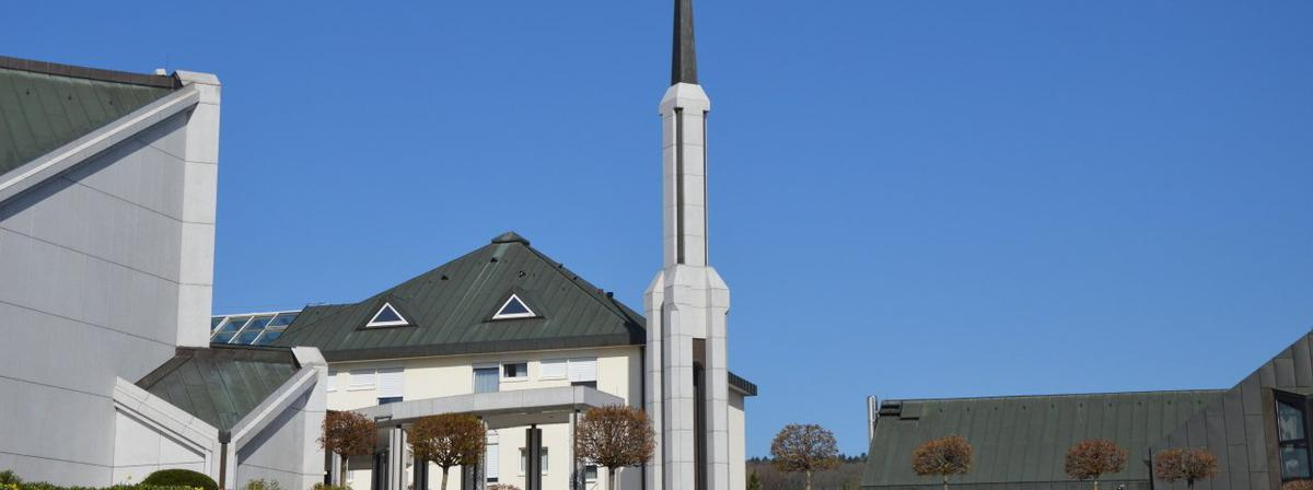 Einladung zum Frankfurt Tempel