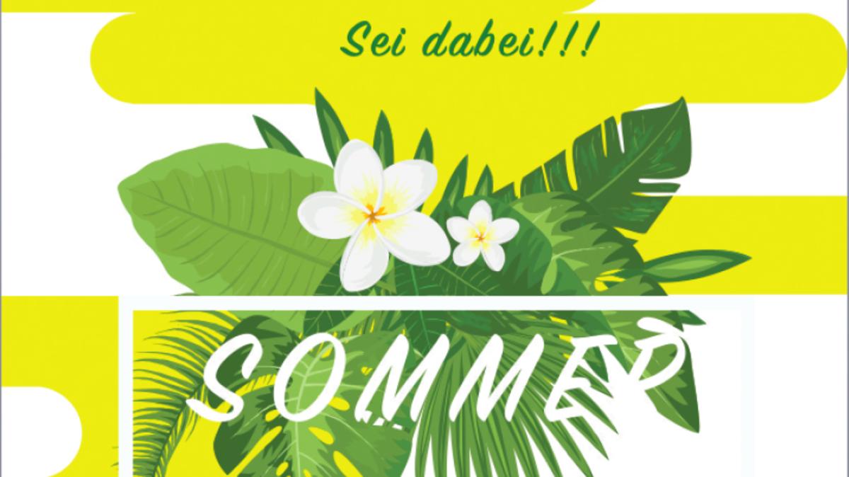 Sommerfest der Gemeinde Klagenfurt