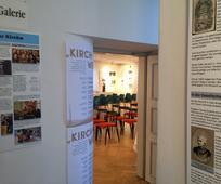 Klagenfurter Ausstellung 'Haus des Glaubens'