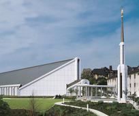 Publiek uitgenodigd voor een rondleiding in de Frankfurttempel
