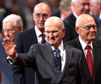 Die Erste Präsidentschaft der Kirche Jesu Christi der Heiligen der Letzten Tage