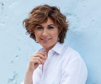 Sissel Kyrkjebø, die Sopranistin der Arien des Films 'Titanic'