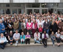 Gemeinsames Gestalten in diversen Workshops und die vielen Gelegenheiten für persönliche Gespräche trugen zur Stärkung der Schwestern im Pfahl Wien bei