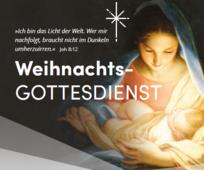 Weihnachtsgottesdienste in Österreichs Gemeinden