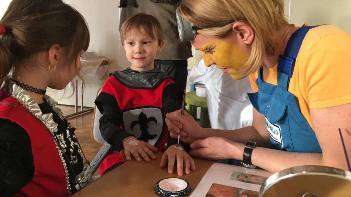 Kinderfaschingsfeste in Österreichs Gemeinden im Februar 2020
