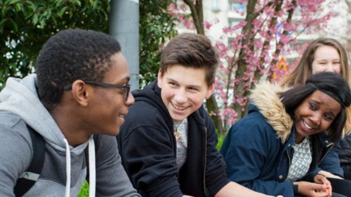 Interaktive Gesprächsrunde für Jugendliche im Februar 2020