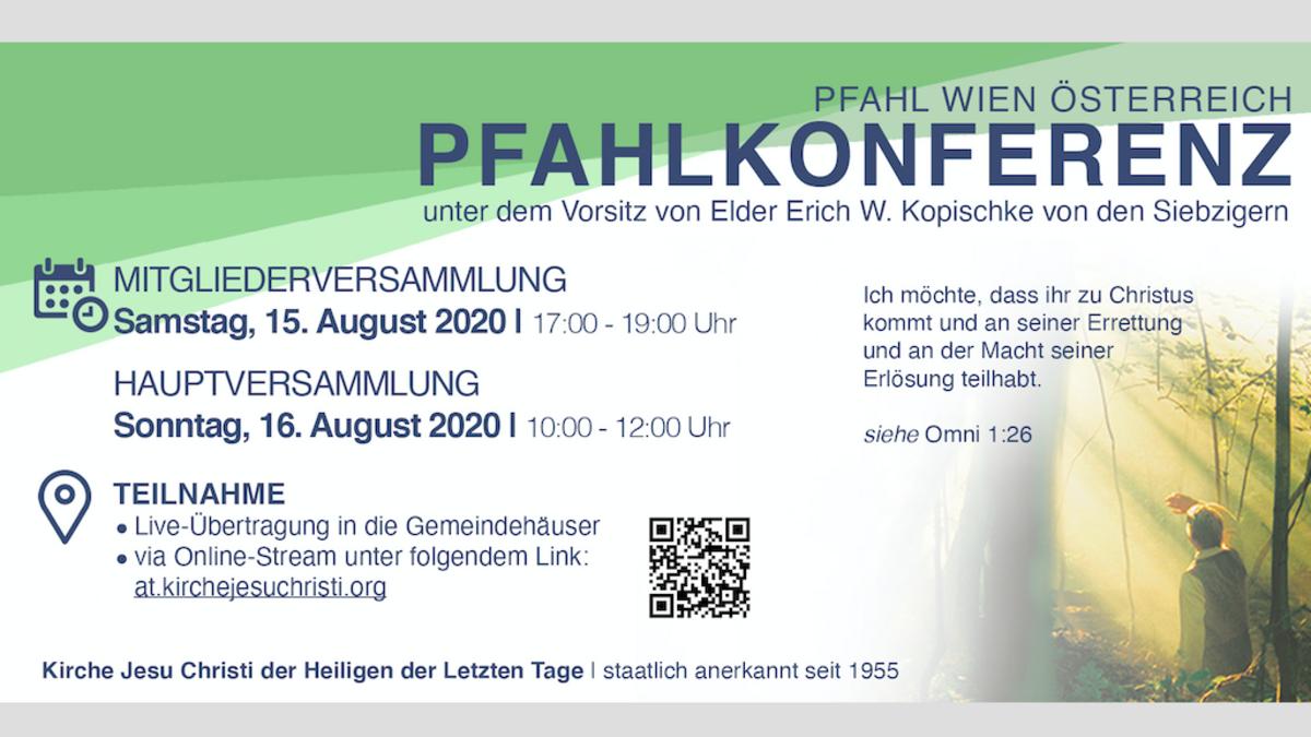 Einladung Pfahlkonferenz Wien