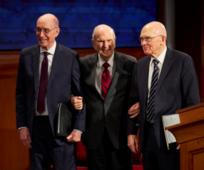 Die Erste Präsidentschaft der Kirche