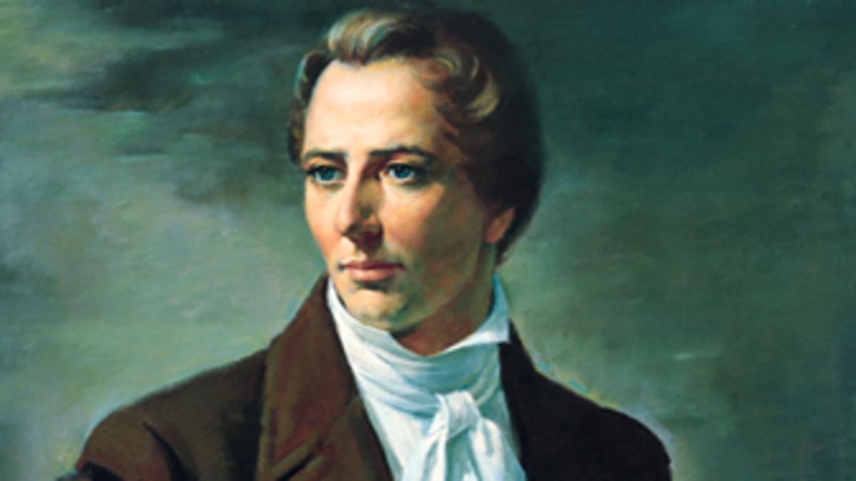 Joseph Smith wurde vom Herrn beauftragt, seine Kirche wiederherzustellen.