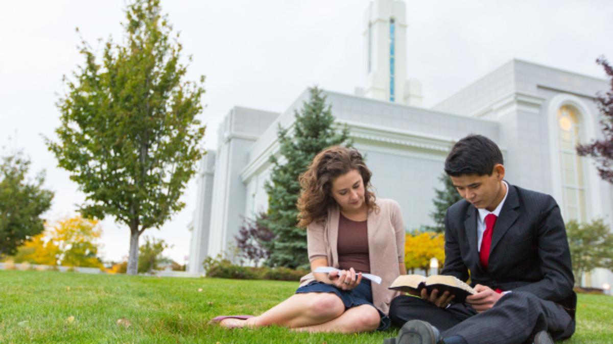 Schriften en de tempel