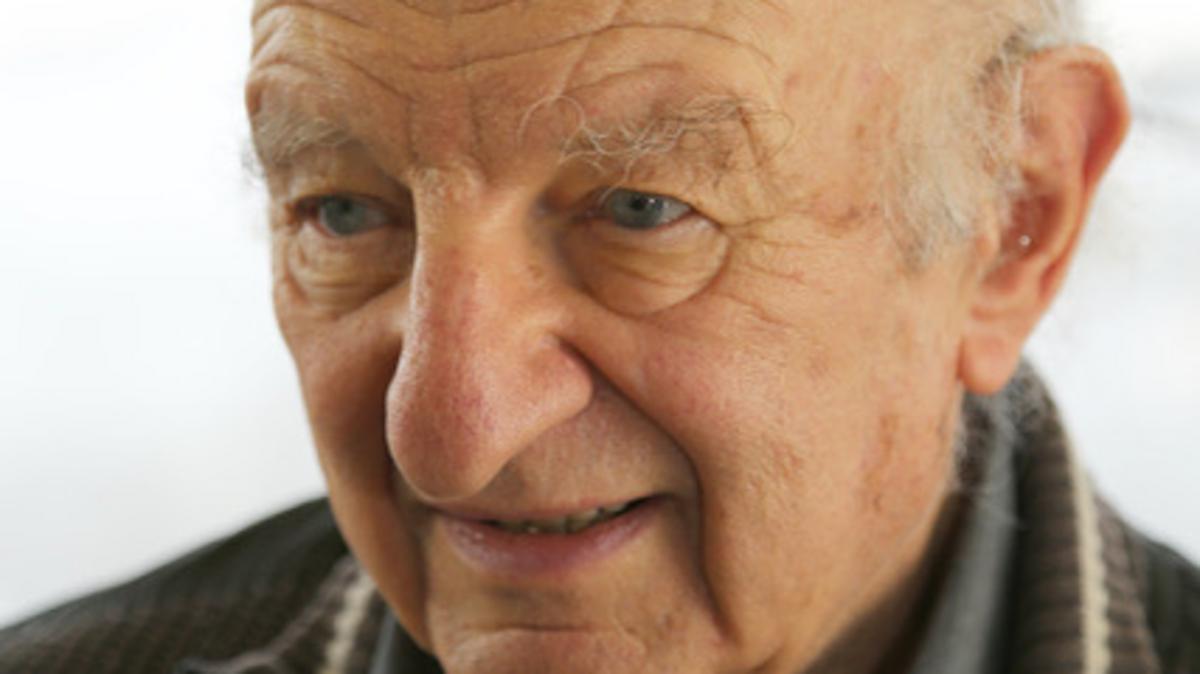 Dr. Harry Merl spricht über seine Bekehrung zum Christentum