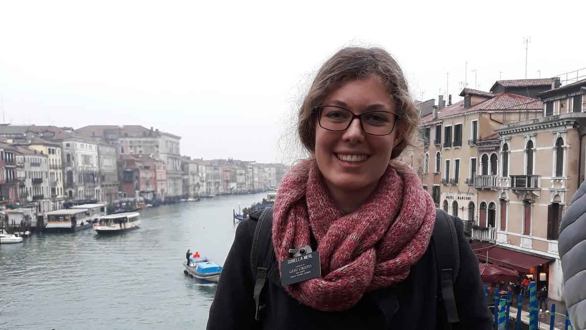 Die junge Schwester aus der Gemeinde Linz, die inzwischen zum Studium nach Wien übersiedelt ist, steht noch immer in Kontakt mit einigen Missionaren in Oberitalien.