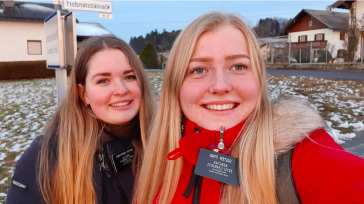 Sister Find und Sister Gerstner in Neumarkt