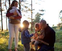 Den Mormonen liegt viel daran, mit der Familie Zeit zu verbringen.