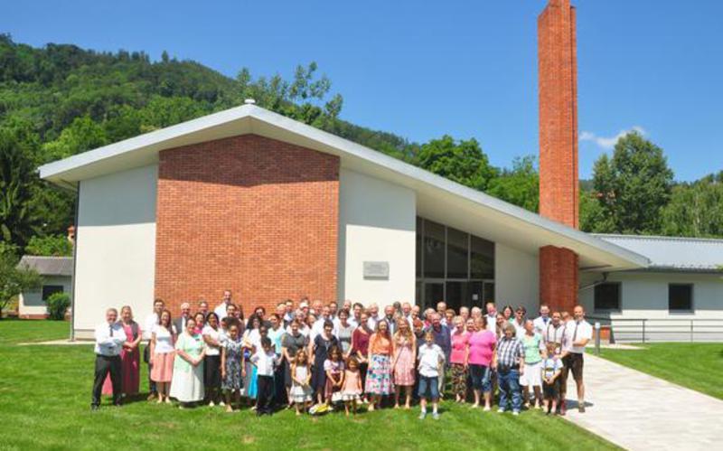 Mitglieder der Gemeinde Graz