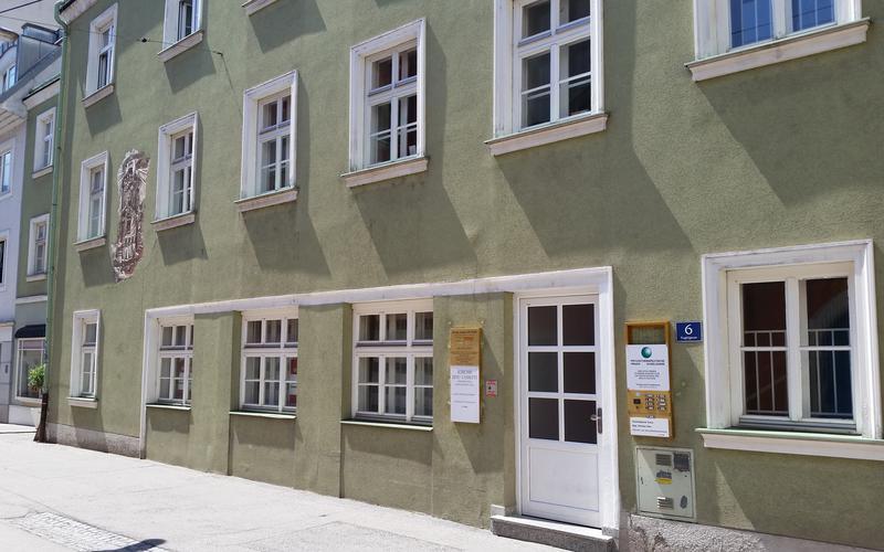 Gemeindehaus Zweig St. Pölten