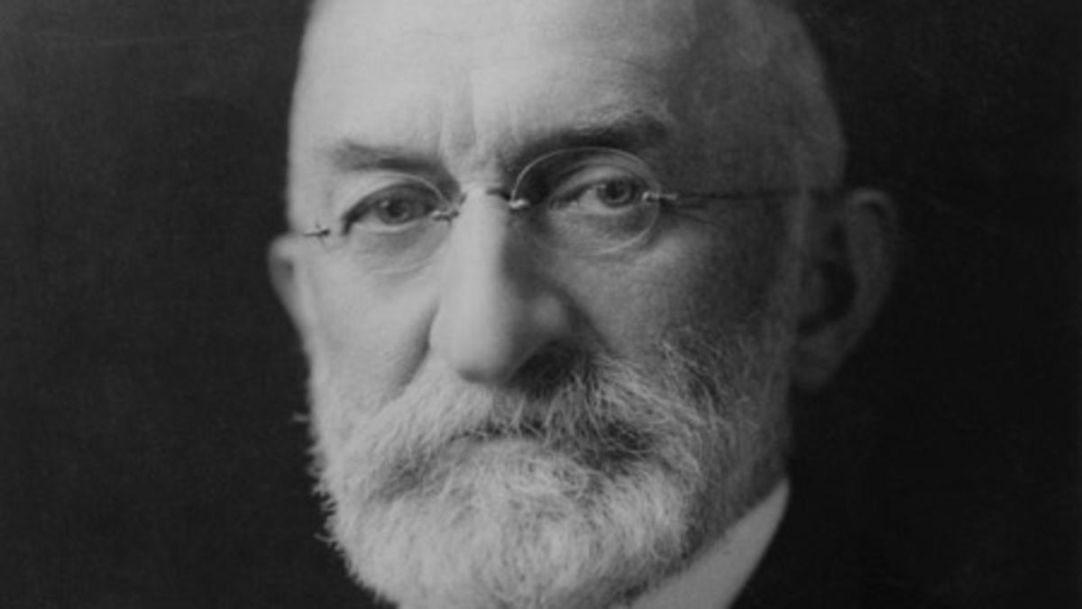 Heber G. Grant (1856-1945) war der 7. Präsident der Kirche