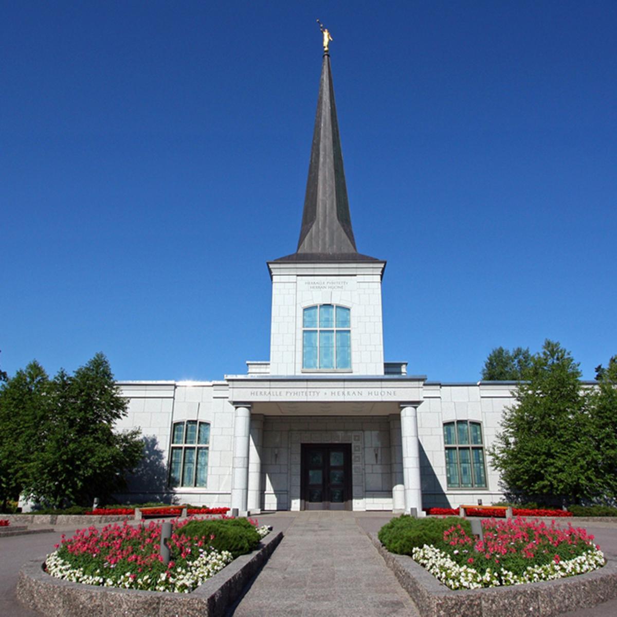 Helsinki-Tempel