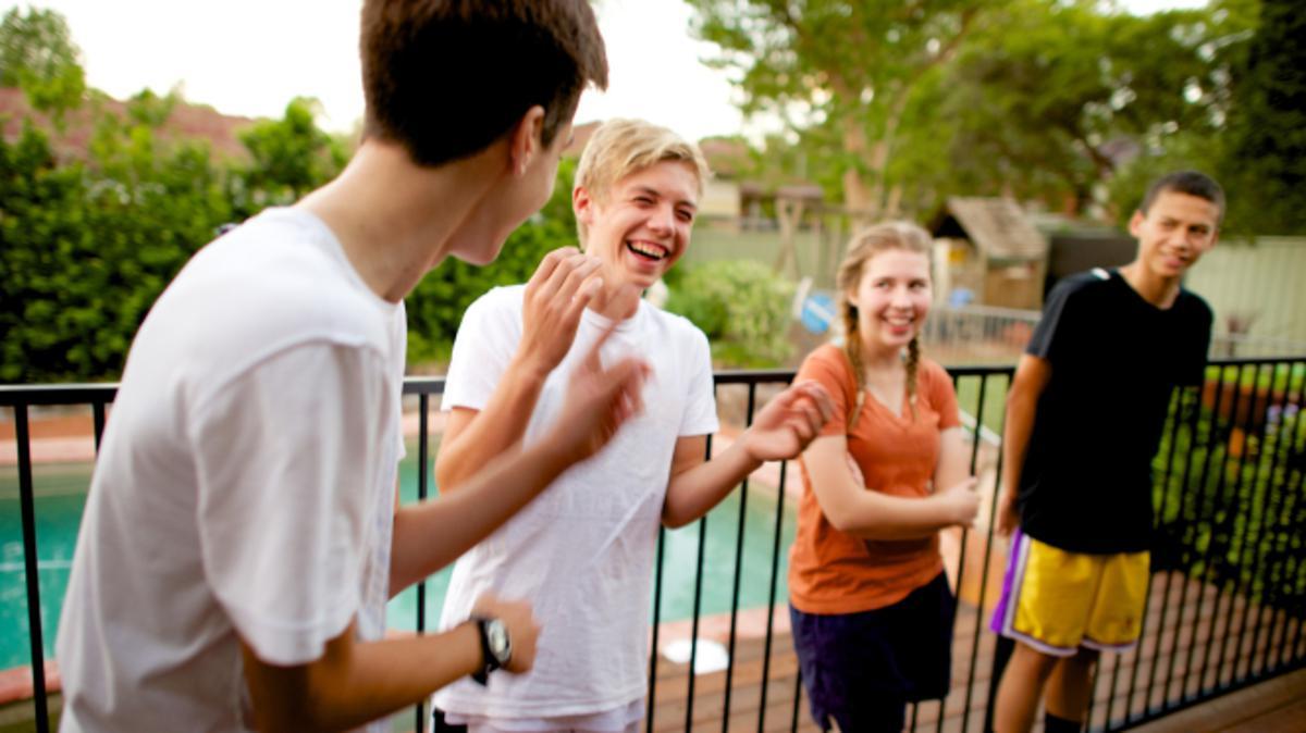 Kinder und Jugendliche im Alter von 8 bis 18 Jahren sollen in ihrem Glauben an Jesus Christus  gestärkt werden.