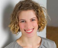 Sophie Krywult auf Mission