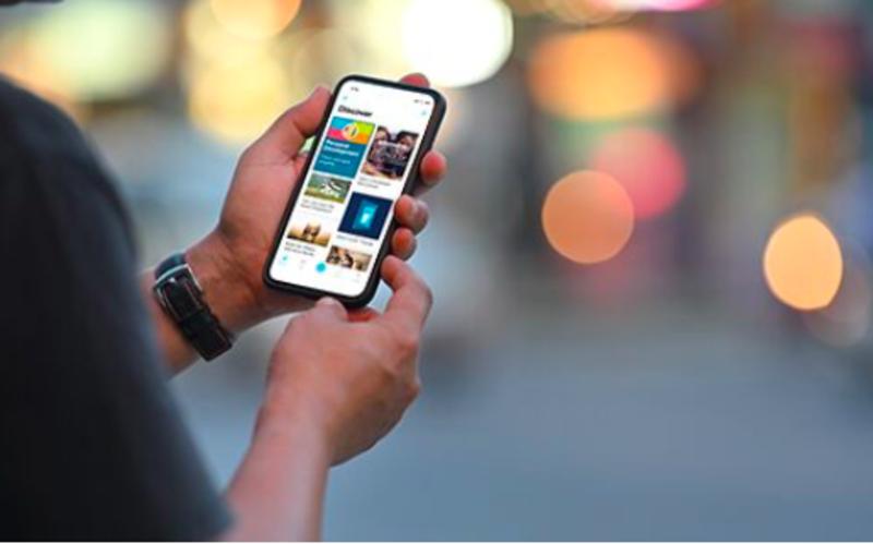 Das neue Gospel Living App für Jugendliche bietet inspirierende Inhalte für das tägliche Leben