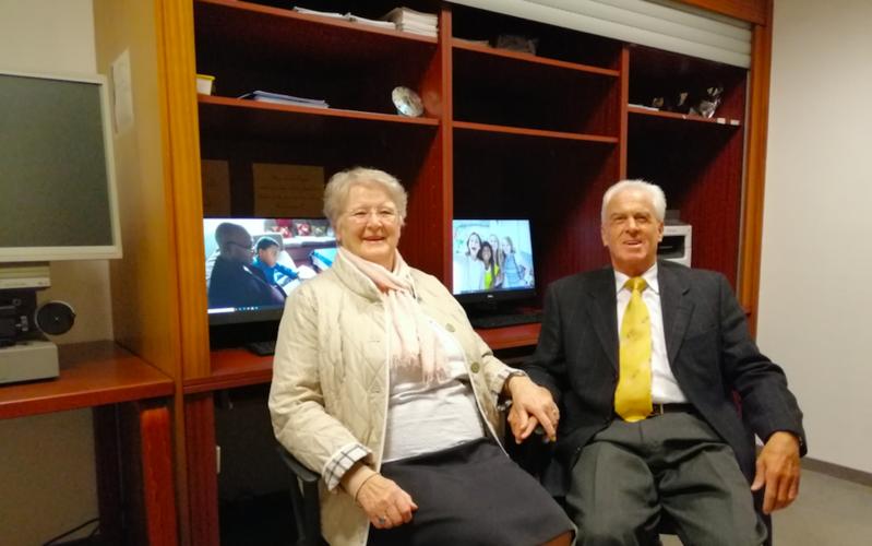 Ein Ehepaar aus Innsbruck nutzt die Corona-Zeit für Familienforschung und wartet sehnsüchtig darauf, die gefundenen Namen zum Tempel zu bringen