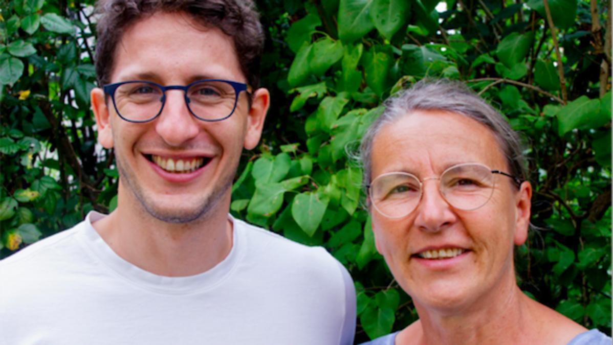 Der Klinische Psychologe Luca Merl aus der Gemeinde Linz und seine Mutter Anita Merl referierten über wissenschaftliche Grundlagen unterschiedlicher Demenzerkrankungen.