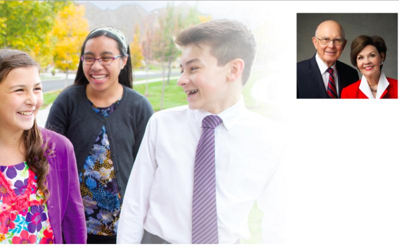 Das Face to Face Event für Jugendliche von 23. Februar 2020 ist nun online verfügbar.
