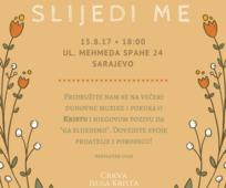 Slijedi me koncert u Sarajevu