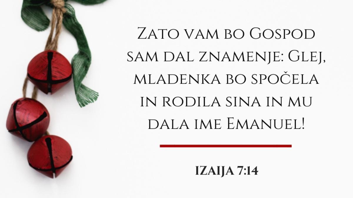 Izaija 7:14