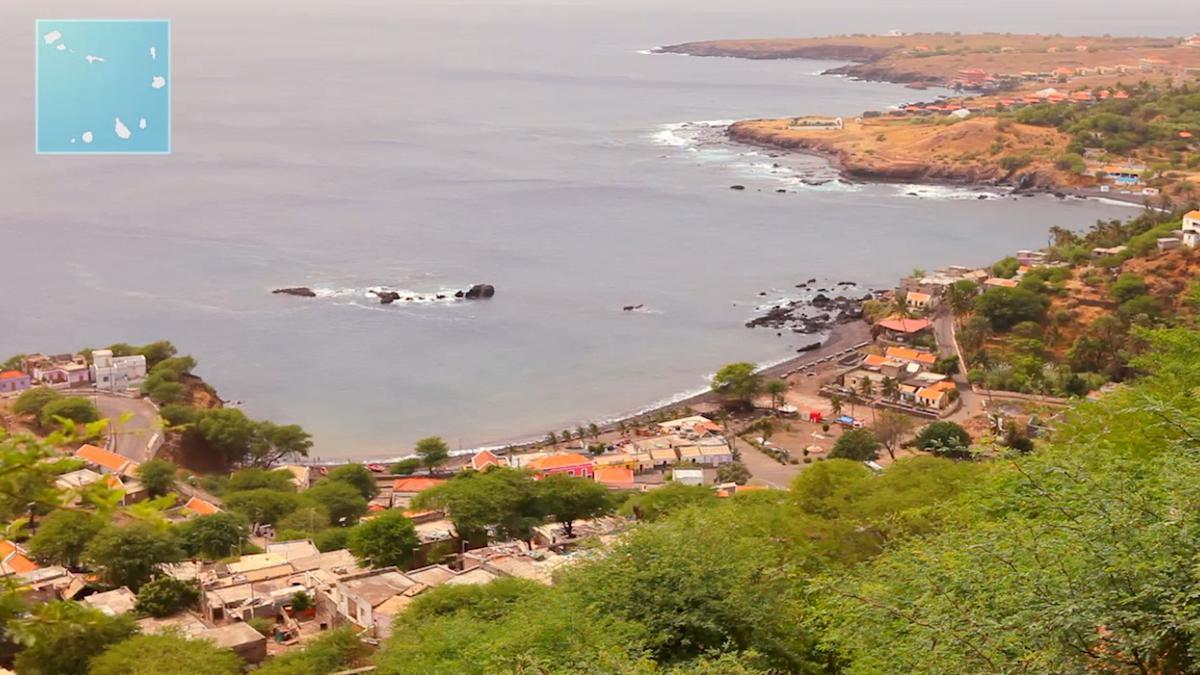 A Igreja em Cabo Verde