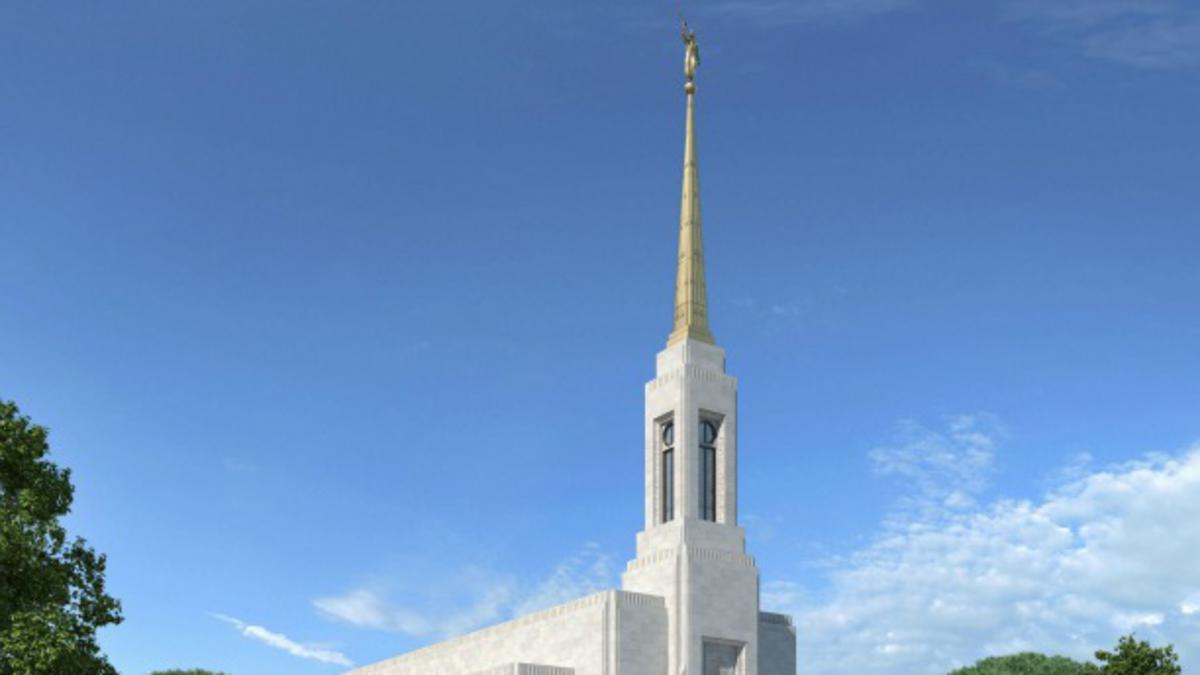 Најављено је постављање камена темељца за Храм Лисабон Португалија