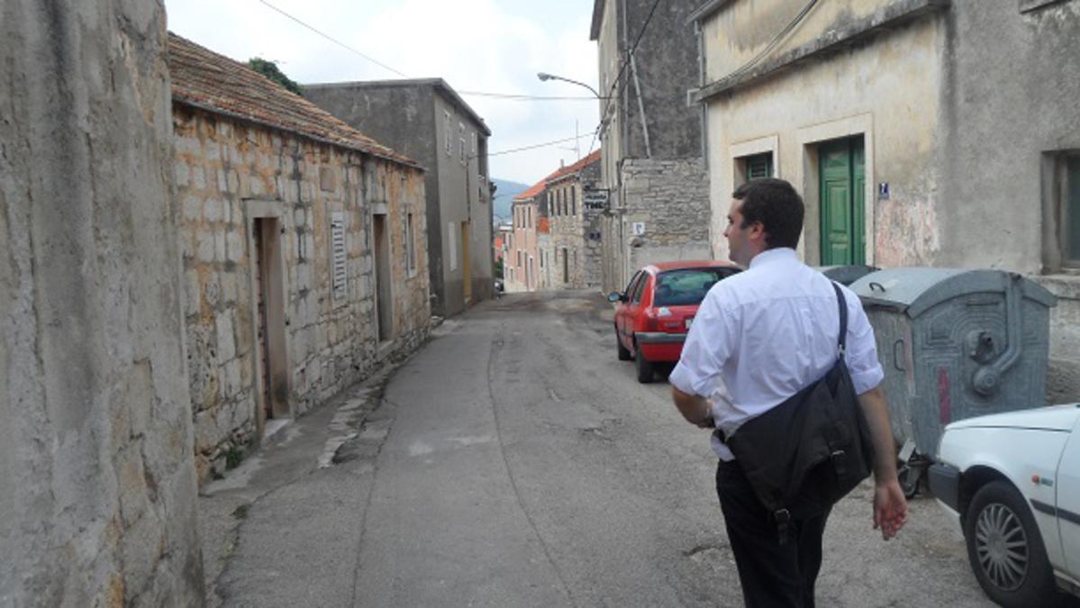 Kako sam se ujedinio sa svojim hrvatskim precima: priča starješine Radovanovića