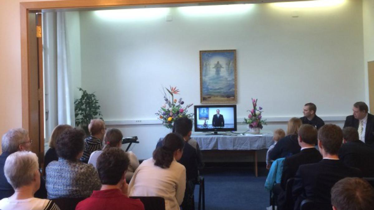 30. godišnjica posvećenja bivše Jugoslavije za propovijedanje evanđelja