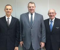 Novo predsedstvo misijonskega področja Severni Jadran