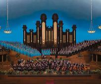 Vstopnice za evropsko turnejo 2016 Mormonskega tabernakeljskega zbora