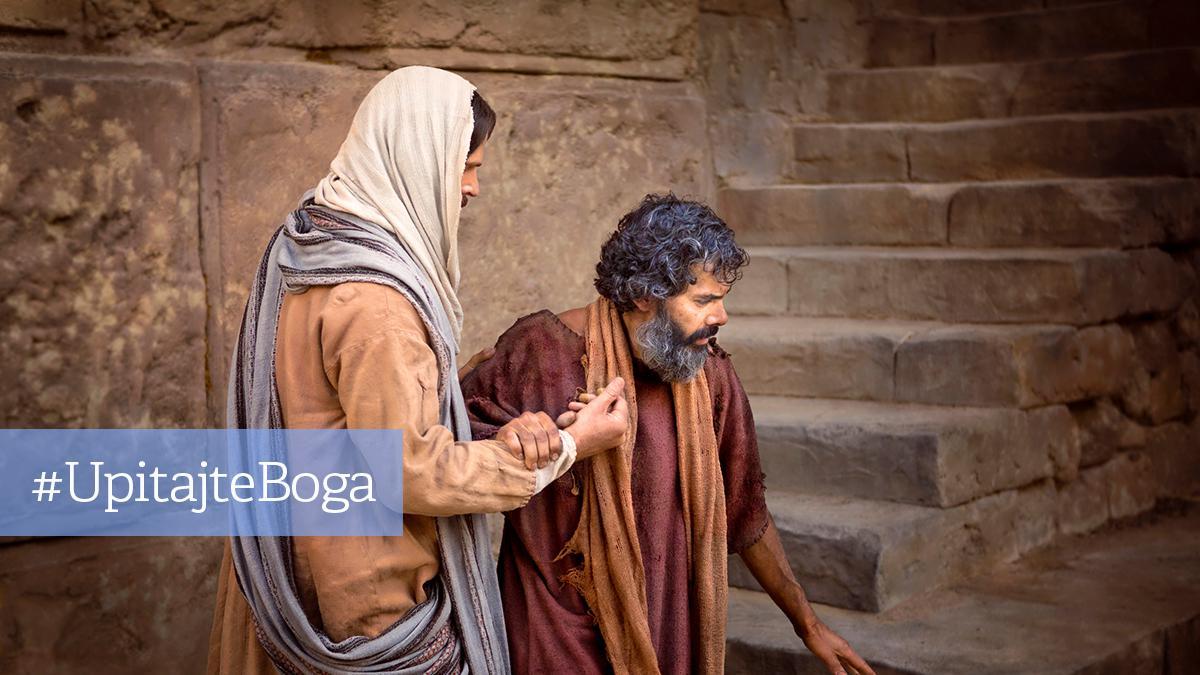 Upitajte Boga – Kako možete pronaći odgovore dok imate nedoumica u vezi s vašom vjerom?
